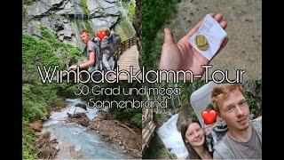 Wimbachklamm-Tour | Doch zu viel zugemutet? | Wandern mit Baby