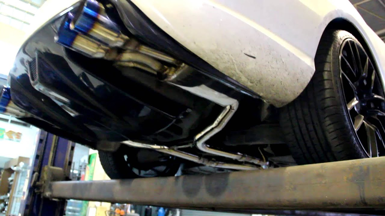 mercedes benz e250 coupe cgi trr cat back exhaust system