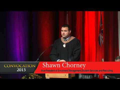 canadore college 2015 convocation