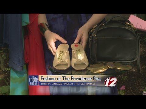 Fashion at the Providence Flea