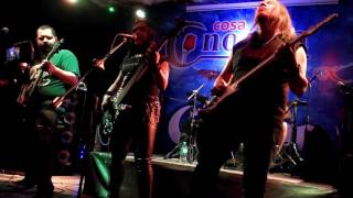 Tritton - Silence That Devil (en vivo) - Cosa Nostra MX