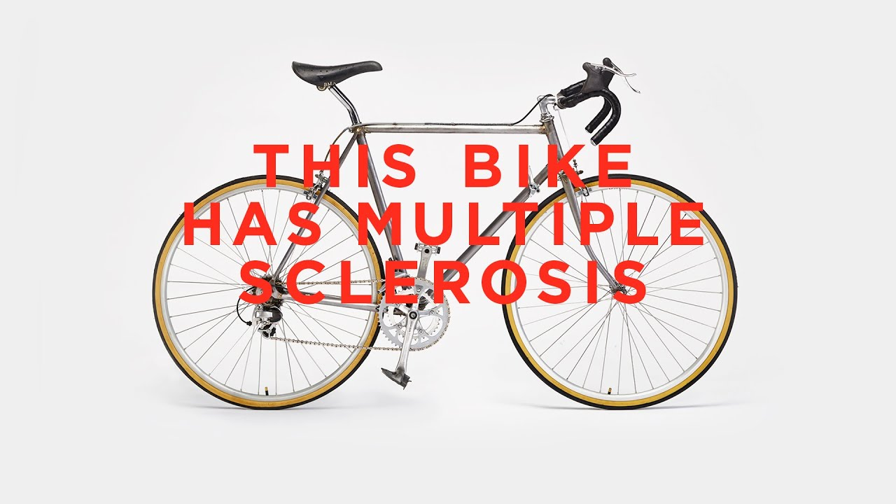 THIS BIKE HAS MS - YouTube