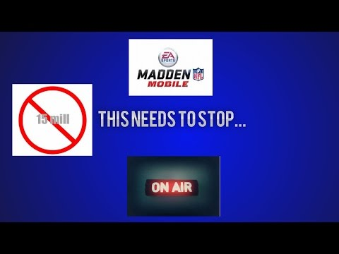 HYPE MADDEN MOBILE 17 LIVE STREAM WE ARE GONNA GIVE A ACCOUNT AWAY!!! (GRIND FOR 500)