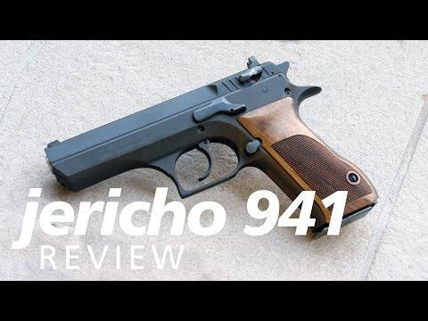 Review: IMI Jericho 941