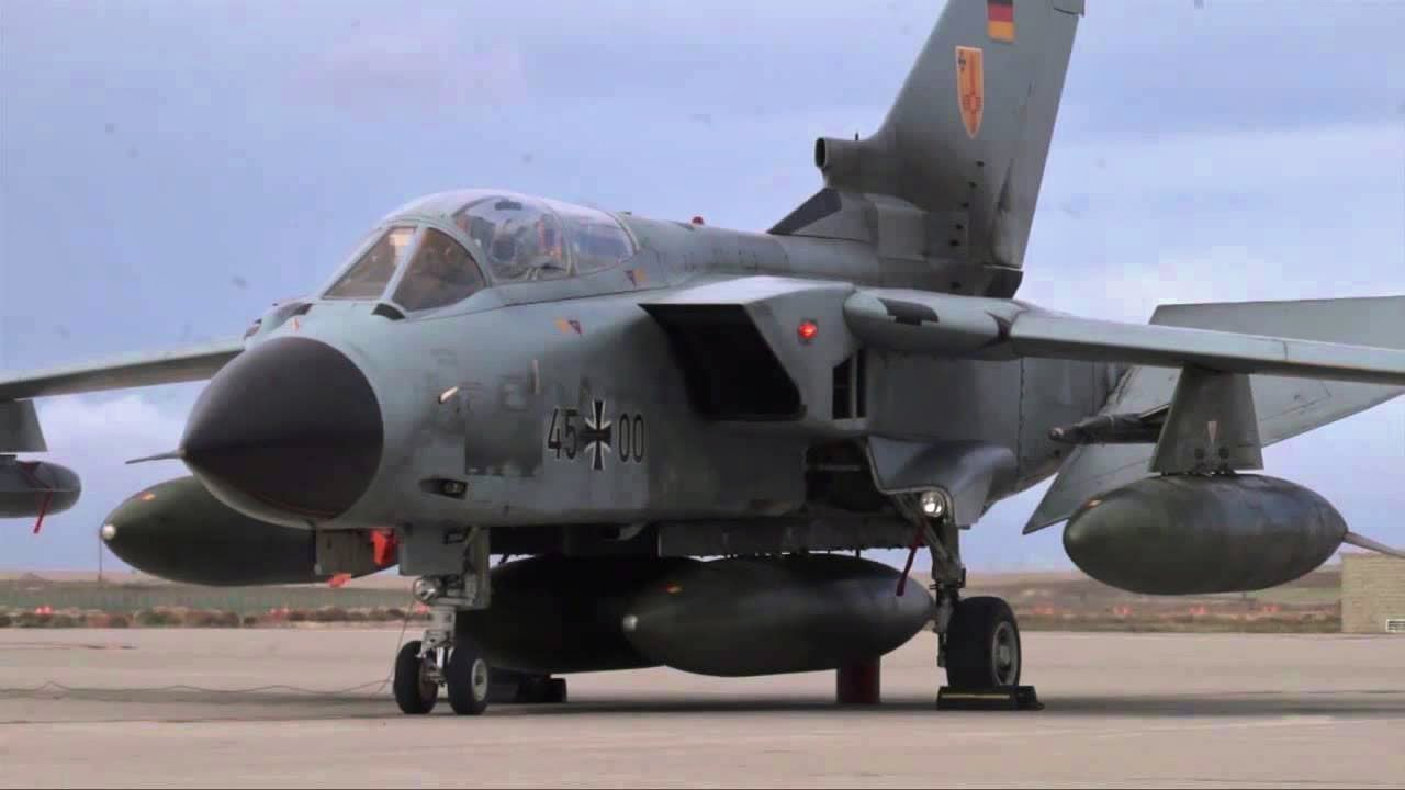 German Luftwaffe Tornado Jets