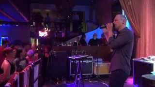 "Brian Ice ""Over again"" live at Pure 80´s Disco Weekend Helsinki Pressa 20-09-2014"