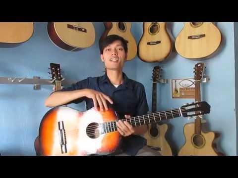 giá đàn guitar cho người mới học tại kienthuccuatoi.com