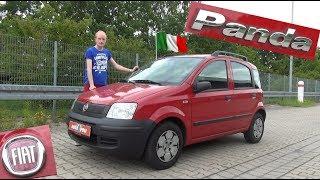 Fiat Panda - Test - Die tolle Kiste! - Review Fahrbericht Sound SHORT