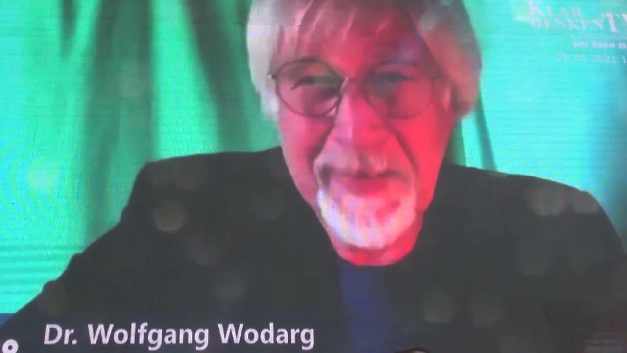 """""""Wer jetzt nicht die Maske abnimmt..."""" Dr. Wolfgang Wodarg in Magdeburg 29.05.2021"""