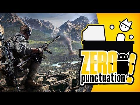 Sniper Ghost Warrior 3 (Zero Punctuation)