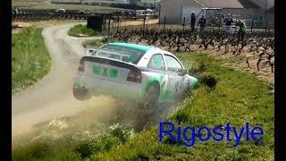 Rallye des vignes de régnié 2019 Crash limit By Rigostyle