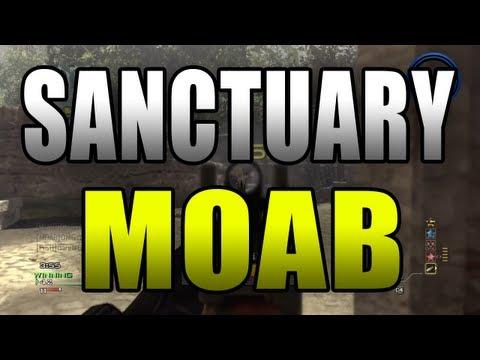 """MW3 Sanctuary MOAB""! - New Maps Tips & Tricks! (Modern Warfare 3 Gameplay)"