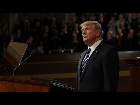 Trump's Address to Congress in Three Minutes