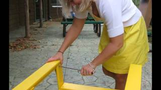 Parknpool Demonstrates How To Assemble A Polywood Adirondack Chair