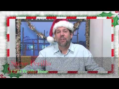 Steve's Travel Tips 7 - Christmas in Italy