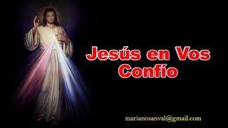 JESÚS EN VOS CONFÍO (VERSIÓN KARAOKE INSTRUMENTAL)