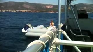 Jet ski in Mallorca