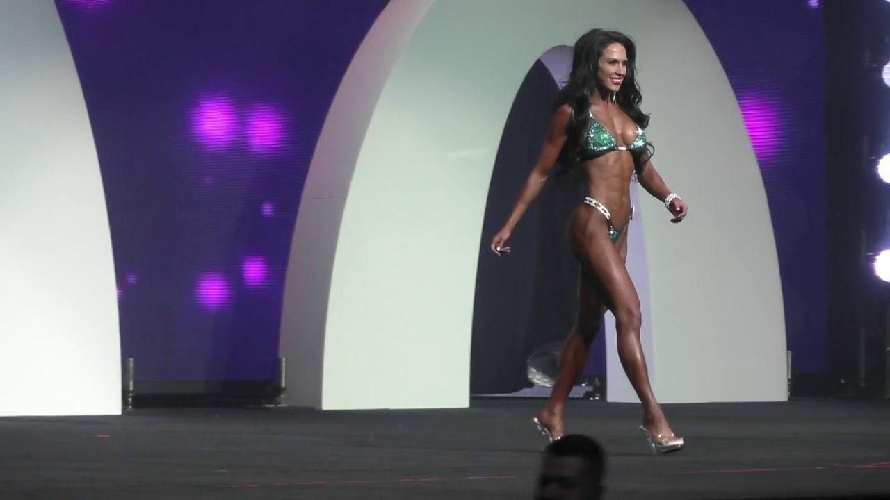 Mr. Olympia 2019   Ashley Kaltwasser Posing Routine
