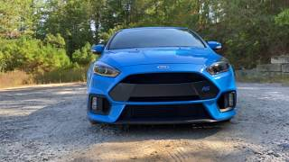 Ford Focus RS Review :: 60 Second(ish) Car Review!
