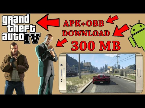 [300 MB] How To Download GTA 4 On Android | GTA 4 On GTA San Andreas | GTA  San Andreas Mod Pack 2017