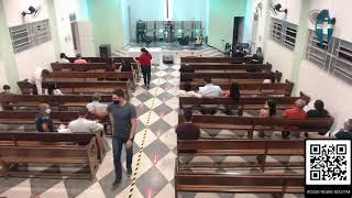 #67 - Culto OnLine | Rev. Robson Ramalho
