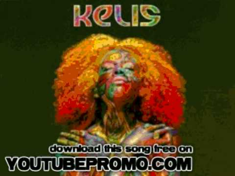 kelis - suspended - Kaleidoscope