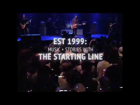 The Starting Line Reveal Special Guests On 20th Anniversary Tour