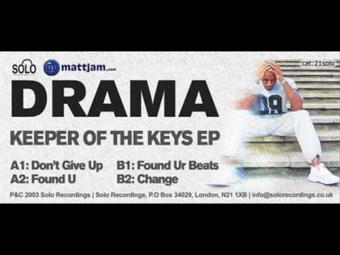 Drama - Found Ur Beats (TO)