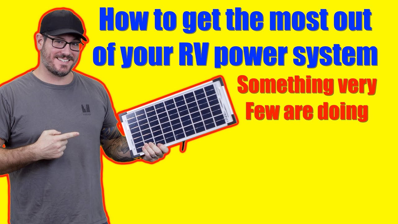 Run your AC off RV Batteries