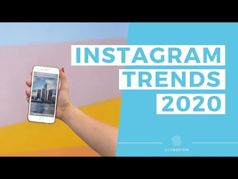 Instagram Trends 2020 | 8 TOP IG Trends You NEED to KNOW about!