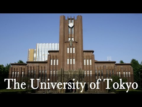 Walk with Me    The University of Tokyo - 東京大学