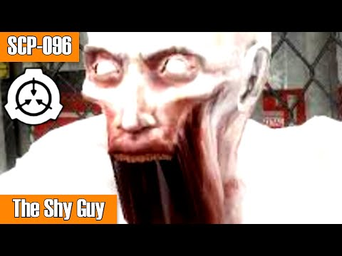 "SCP-096 The ""Shy Guy"" 