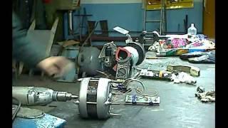 Переделка асинх. дв. В генератор для мини ГЭС № 2(, 2013-04-27T00:47:55.000Z)