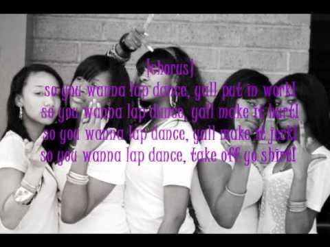 Pink Dollaz - Lapdance Lyrics
