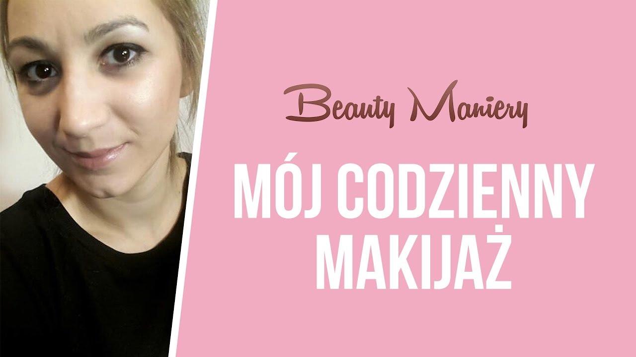 ❤️ Mój Codzienny Makijaż | Beauty Maniery 💄 👩🏻