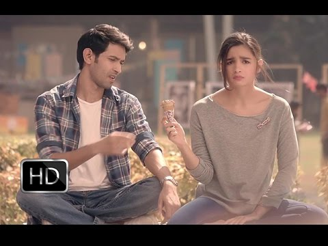 Alia Bhatt and Vikrant Massey star in the cutest Valentine's Day commercial