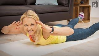 Fitness Workout: Top 5 Gesunder Rücken
