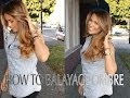 How To Balayage Ombre Step By Step mp3