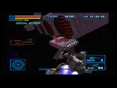 Mobile Suit Gundam: Encounters in Space - Stage 2 (Thoroughbred)