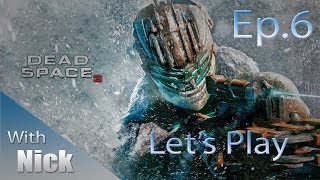 GENERATOR ROOM Dead Space 3 w/Nick Ep. 6