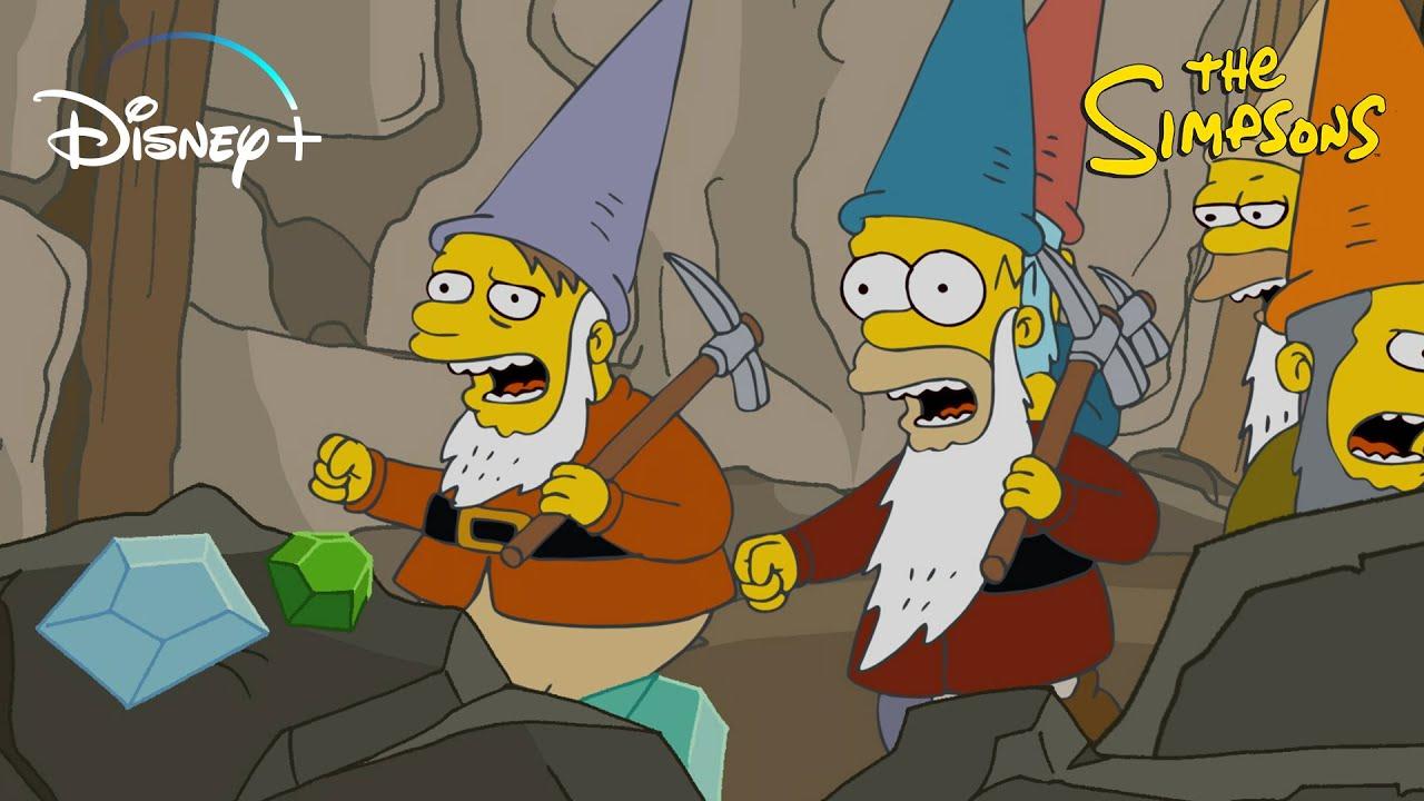 The Simpsons Best Parodies Of Disney Video Mashup Variety
