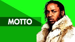"""""""MOTTO"""" Smooth Trap Beat Instrumental 2017   Dope Lit Rap Hiphop Freestyle Trap Type Beat   Free DL"""