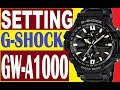 Setting Casio AQ-180W manual for use - YouTube