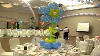 SharGroup украшение детского праздника