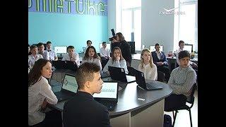 """""""Урок цифры"""": школьники губернии оказались одними из самых любознательных"""
