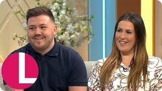 Jacob Jones Makes BGT History as He Proposes on Stage  Lorraine