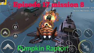 Episode 17 mission 8 Galaxy Gate Gunship battle HD gameplay