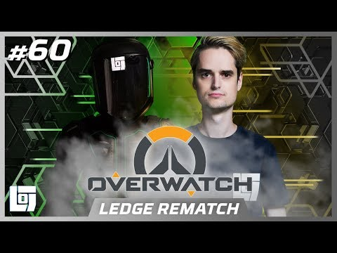 OVERWATCH Don vs. LEDGE | LEDGE REMATCH | LOGS2 | #60
