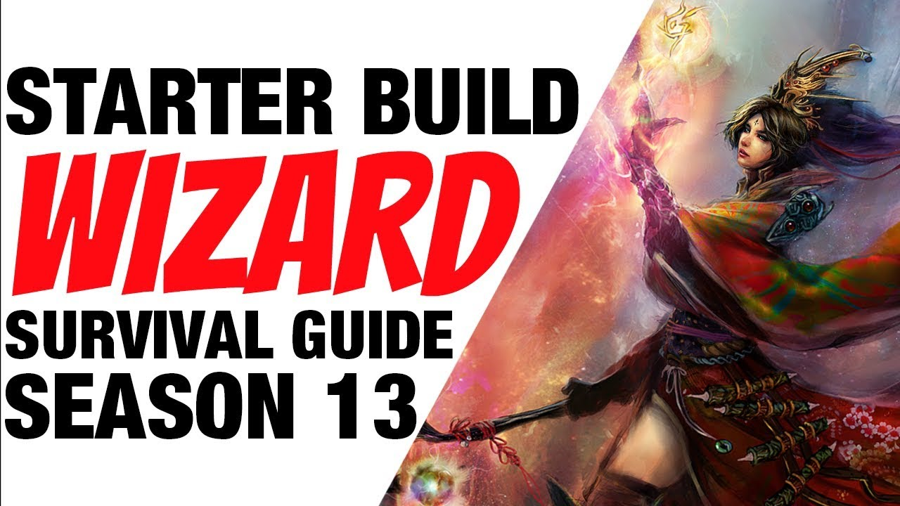 Season  Starting Wizard Build