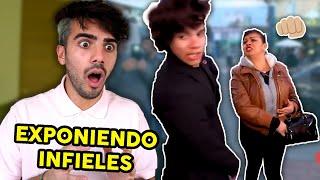 EXPONIENDO INFIELES! EL NIÑO LOCO xD